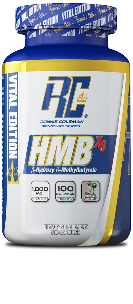 Ronnie Coleman Signature Series Essentials HMB-XS