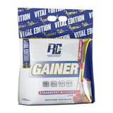 Ronnie Coleman Signature Series Mass Gainer Strawberry Milkshake GAINER XS 10lb