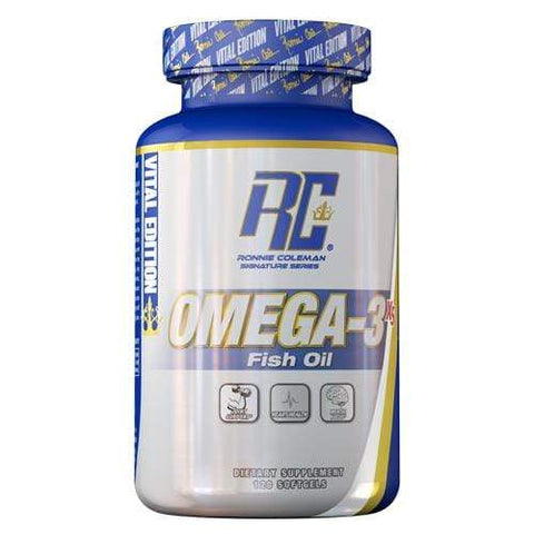 Image of Ronnie Coleman Signature Series Essentials Omega-3 XS Ronnie Coleman Signature Series Bodybuilding Supplements