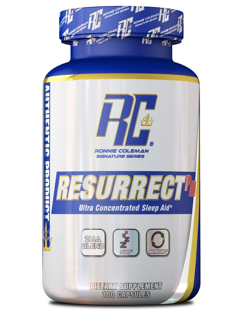 Ronnie Coleman Signature Series Sleep Aid Resurrect-P.M. Caps