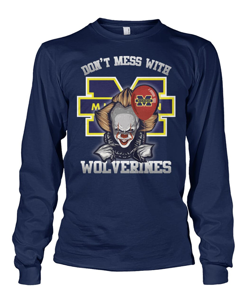 Don't Mess With Wolverines