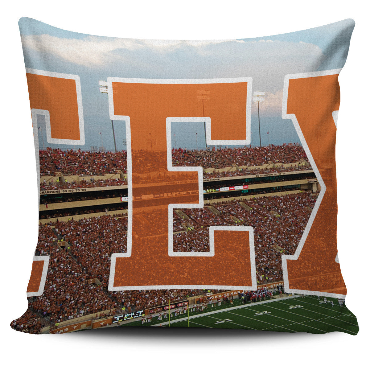 Buy Texas Throw Pillow Cover Set At Society Of Prints For