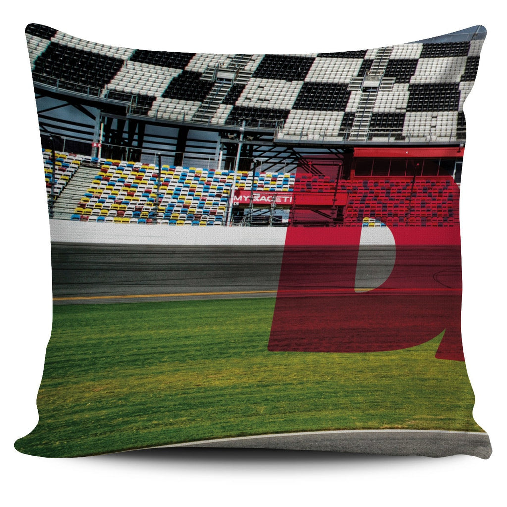 Daytona Panoramic Pillow Covers - societyofprints - Society of Prints - Throw Pillows