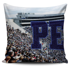 Penn State Panoramic Stadium Pillow Cover Set