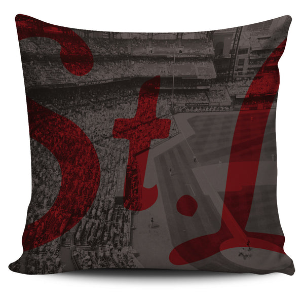 St. Louis Panoramic Pillow Cover Set - societyofprints - Society of Prints -