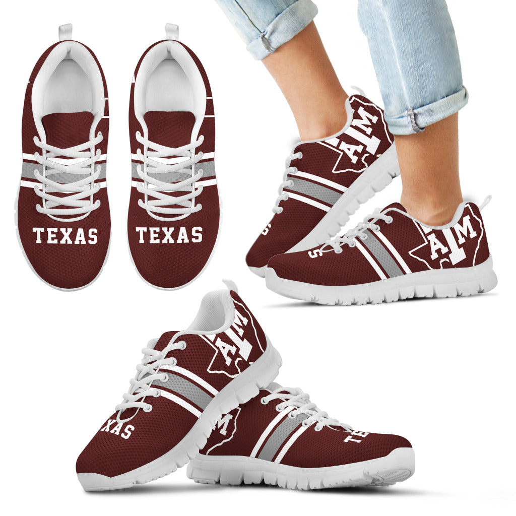 Texas AM Sneakers Express