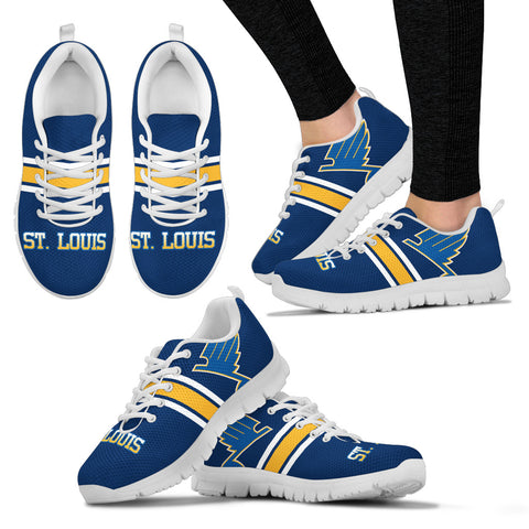 St Louis Blues Sneakers Express
