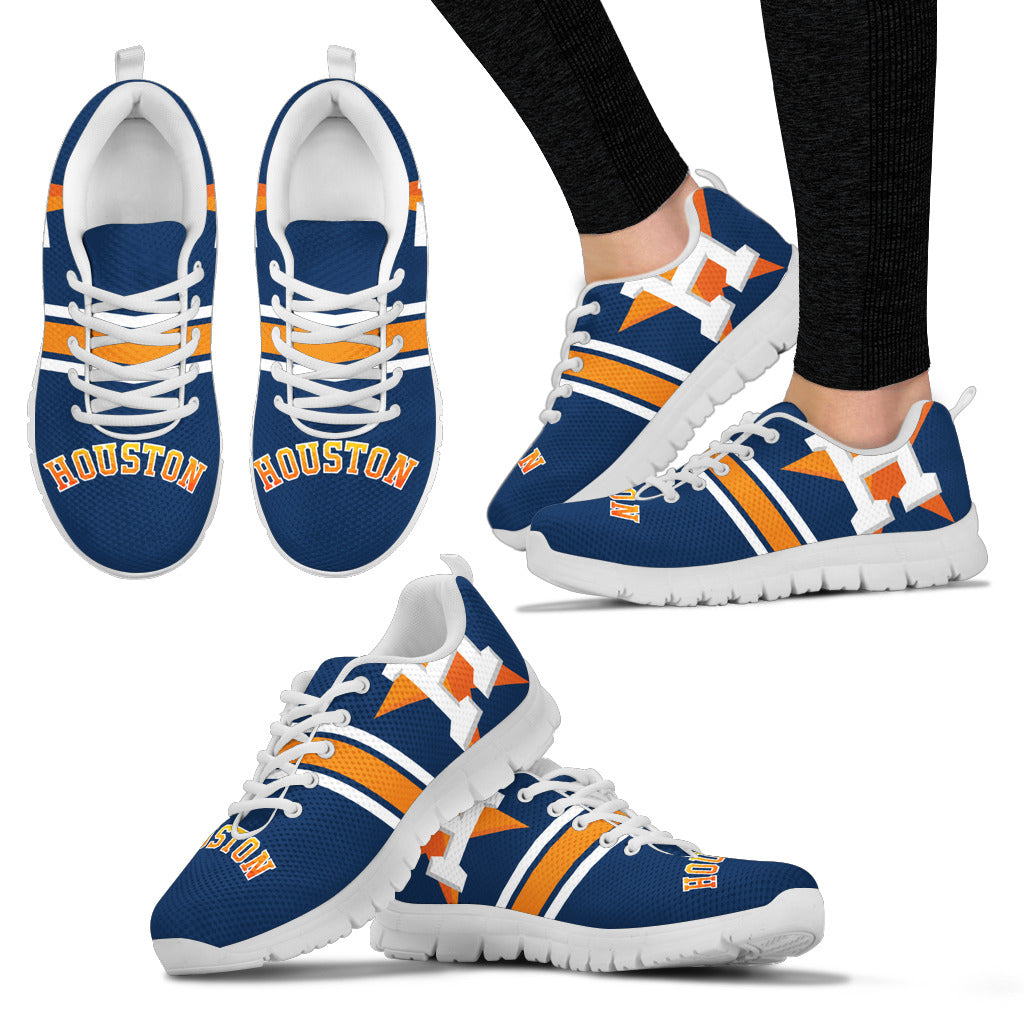 Houston Sneakers Express - societyofprints - Society of Prints - Shoes