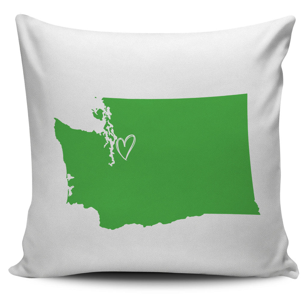 Seattle Mix & Match Pillow Covers - societyofprints - Society of Prints - Throw Pillow