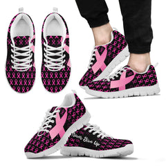 Breast Cancer Awareness Shoes Express - societyofprints - Society of Prints - Shoes
