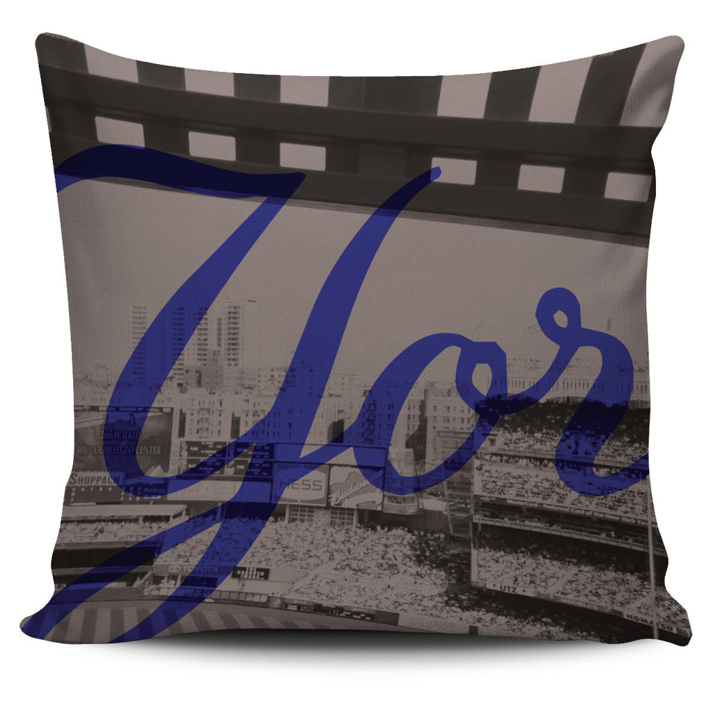 New York Panoramic Pillow Cover Set - societyofprints - Society of Prints - Throw Pillow