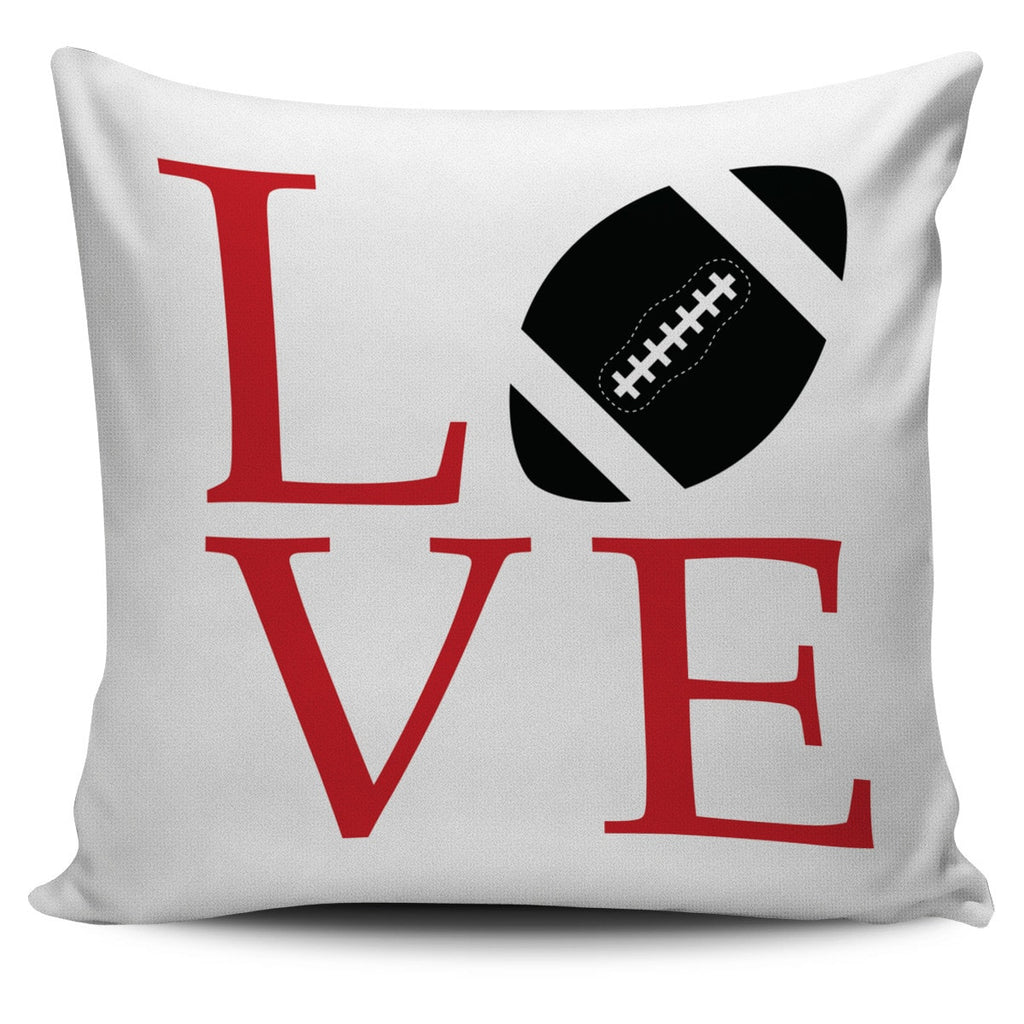 Red Raiders Mix & Match Pillow Covers - societyofprints - Society of Prints - Throw Pillow