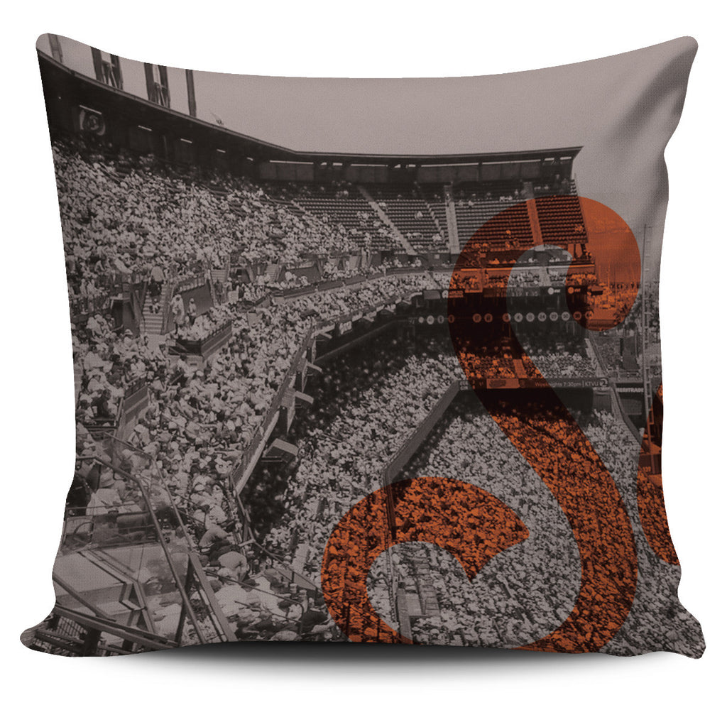 San Francisco Panoramic Pillow Cover Set - societyofprints - Society of Prints -