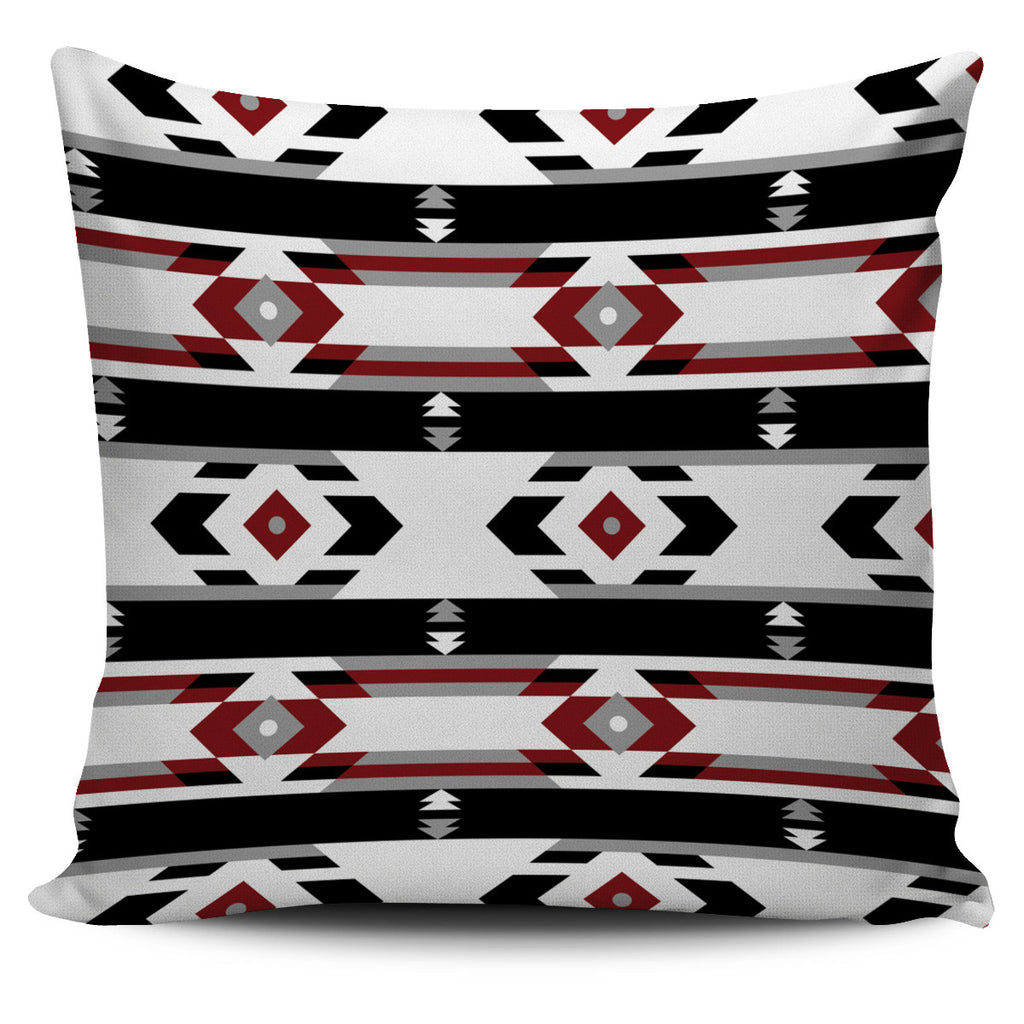 Oklahoma Mix & Match Pillow Covers - societyofprints - Society of Prints - Throw Pillow