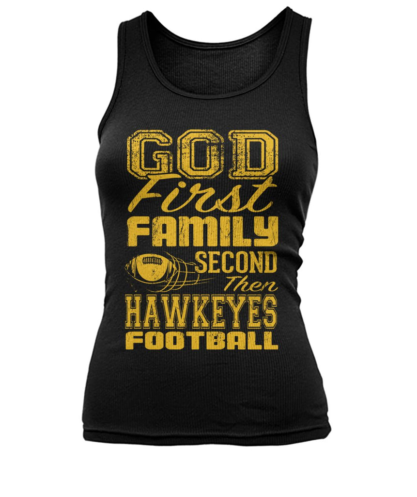 God Family Hawkeyes Football