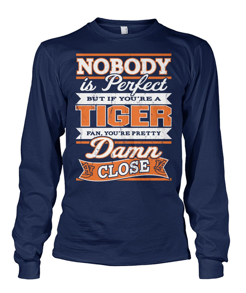 Tiger Fans Are Perfect