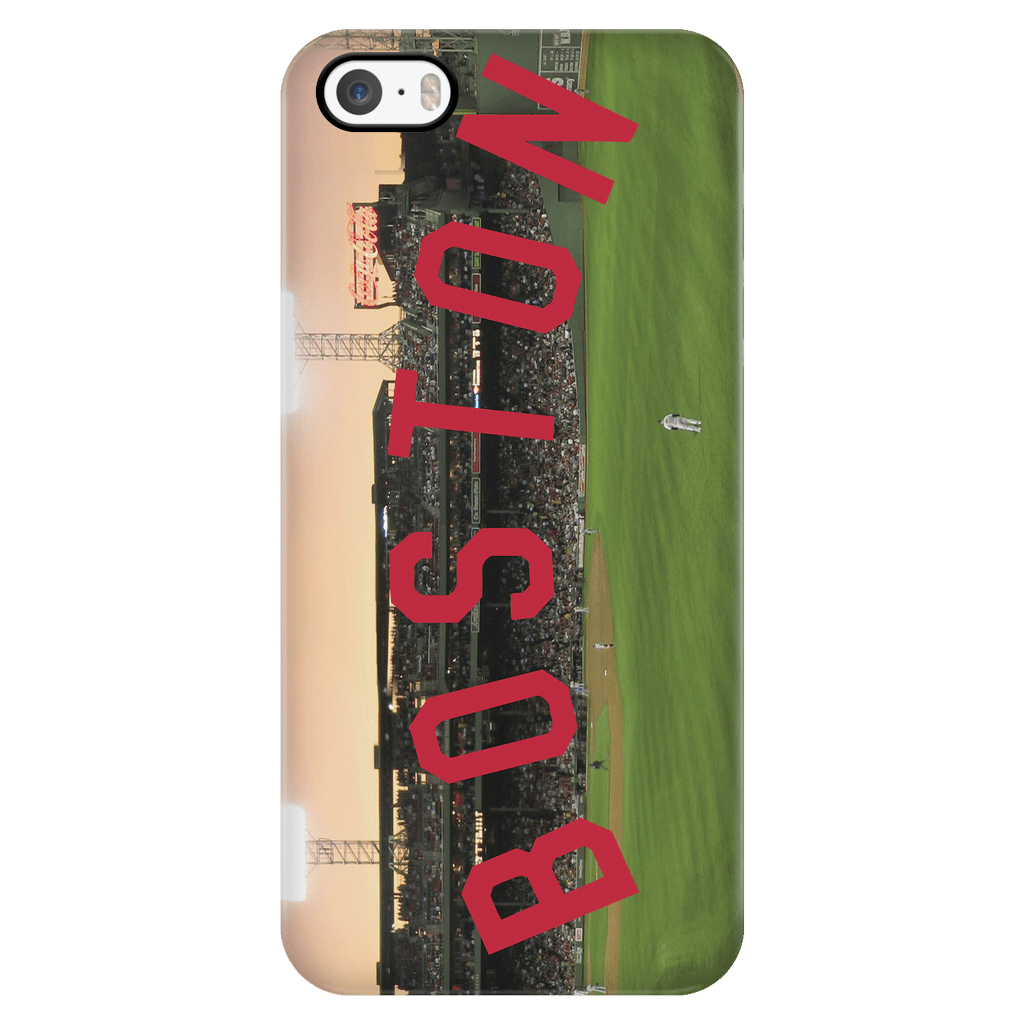 Boston Panoramic Phone Case - societyofprints - Society of Prints - Phone Cases