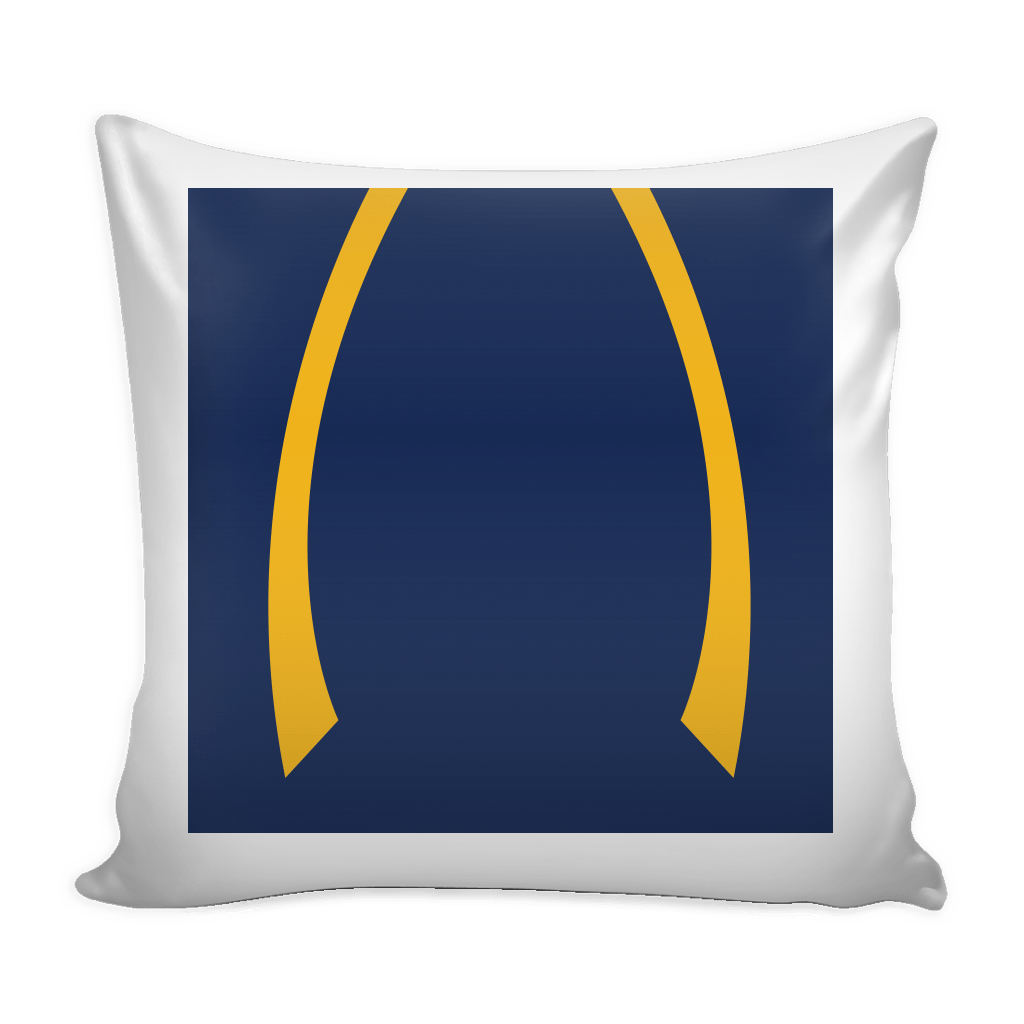 West Virginia Stencil Pillow Covers - societyofprints - Society of Prints - Pillows