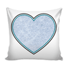 Image of San Jose Stencil Throw Pillow Covers - societyofprints - Society of Prints - Pillows