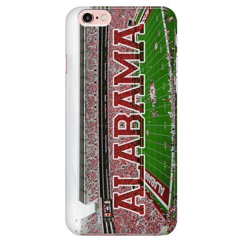 Alabama Panoramic Phone Case - societyofprints - Society of Prints - Phone Cases