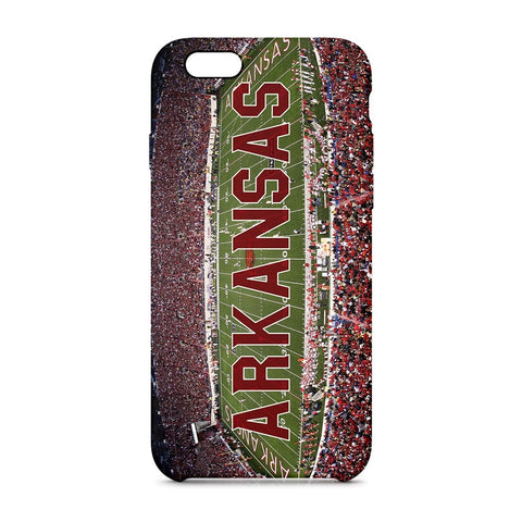 Arkansas Panoramic Phone Case - societyofprints - Society of Prints - Phone Cases