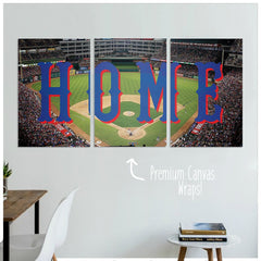 Arlington Home Premium Canvas Wraps - societyofprints - Society of Prints - Canvas Wrap