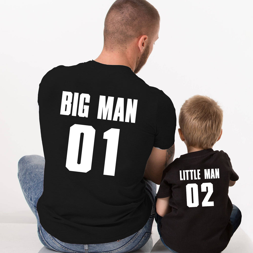 Father's Day Special - Big Man Little Man
