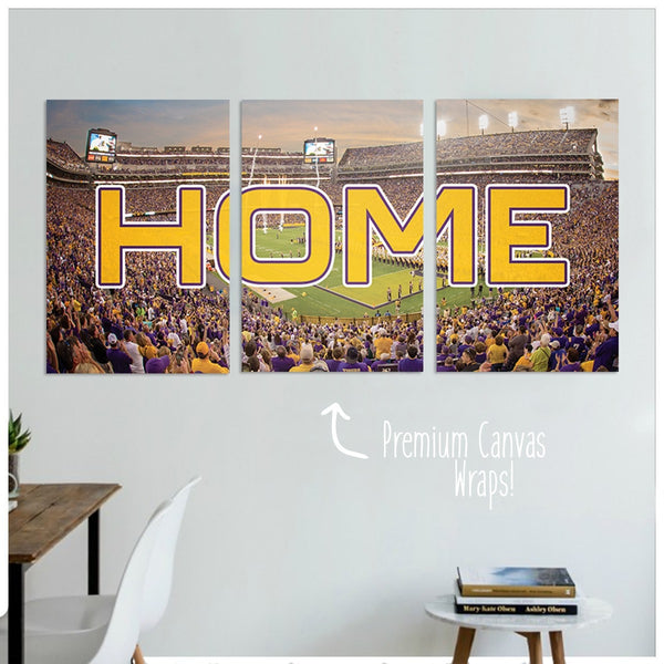 Baton Rouge Premium Canvas Wraps - societyofprints - Society of Prints - Canvas Wrap