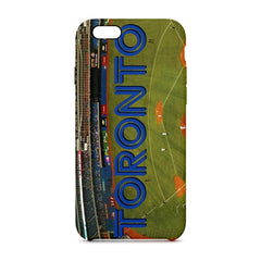 Toronto Panoramic Phone Case - societyofprints - Society of Prints - Phone Cases