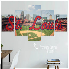 stl cardinals gifts, personalized gifts, home decor