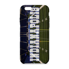 Indianapolis Panoramic Phone Case - societyofprints - Society of Prints - Phone Cases