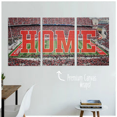 osu buckeye gifts, personalized ohio state gifts, home decor