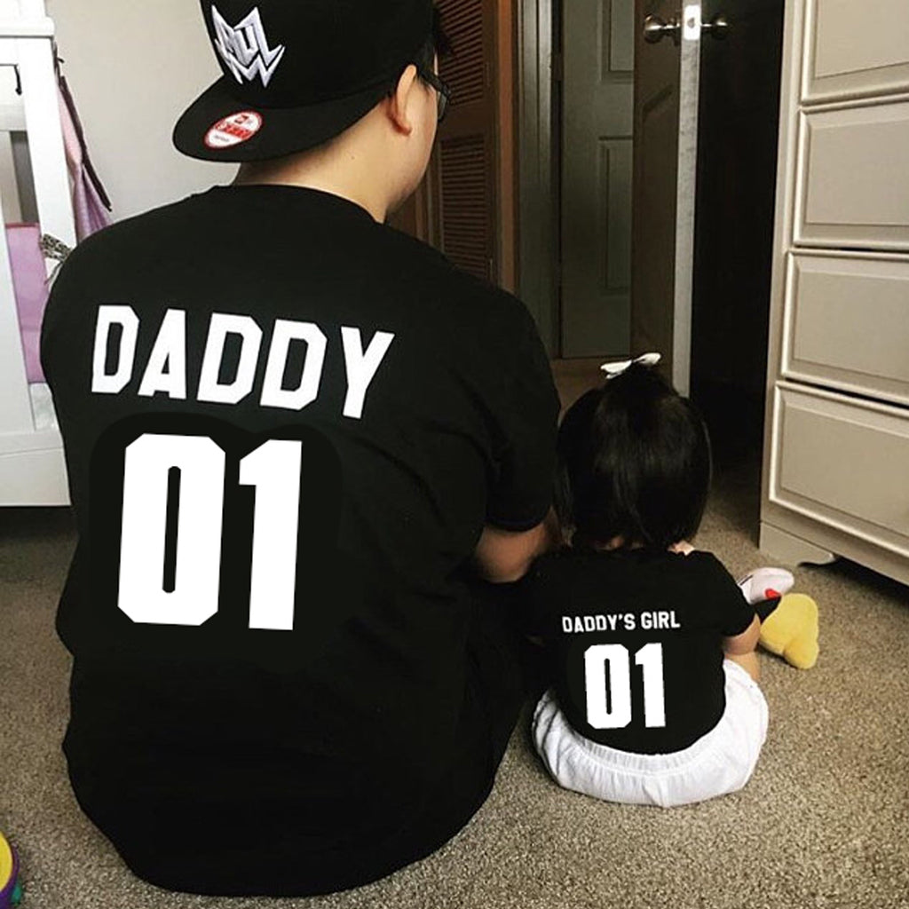 Father's Day Special - Daddy's Girl - societyofprints - Society of Prints - shirts