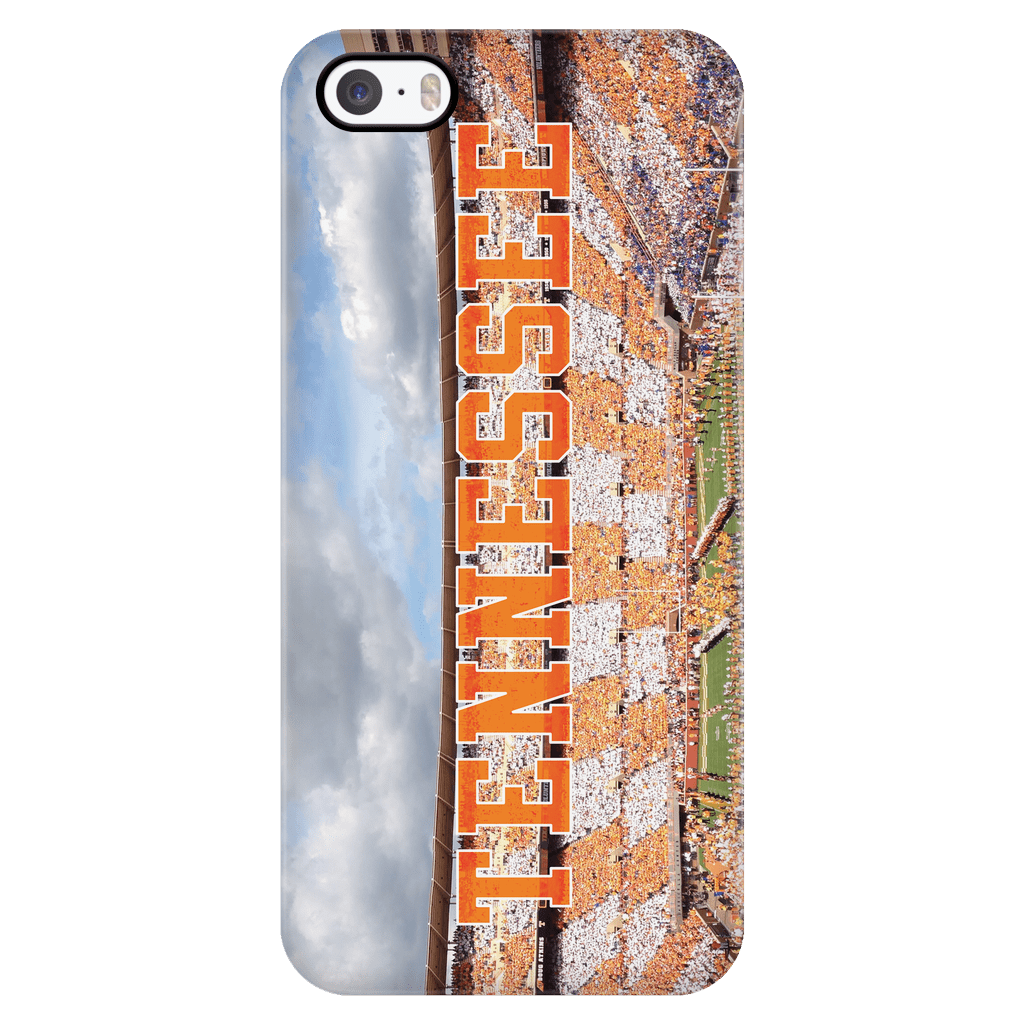 Tennessee Panoramic Phone Case - societyofprints - Society of Prints - Phone Cases