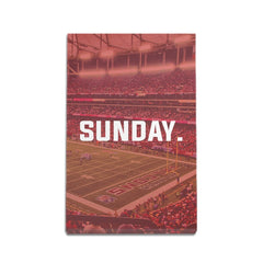 Atlanta Sunday Football Premium Canvas Wraps
