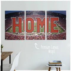 Arkansas Premium Canvas Wraps - societyofprints - Society of Prints - Canvas Wrap
