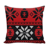 Image of Nebraska Christmas Mix & Match Pillow Covers - societyofprints - Society of Prints - Pillows
