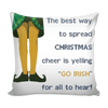 Image of ND Christmas Mix & Match Pillow Covers - societyofprints - Society of Prints - Pillows