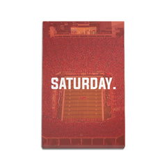 Lincoln Saturday Football Premium Canvas Wraps
