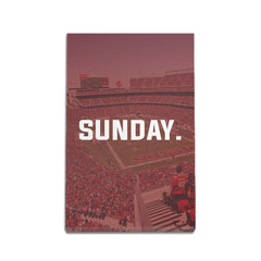 San Francisco Sunday Football Premium Canvas Wraps