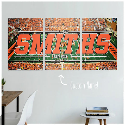 Stillwater Custom Panoramic Canvas Set - societyofprints - Society of Prints -