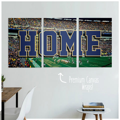 Pittsburgh Premium Canvas Wraps