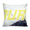Image of Pittsburgh Hockey Panoramic Stadium Pillow Covers - societyofprints - Society of Prints - Pillows