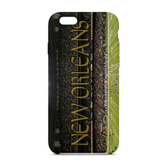 New Orleans Panoramic Phone Case - societyofprints - Society of Prints - Phone Cases