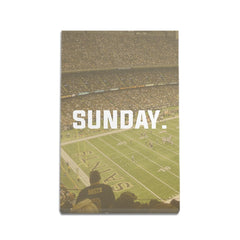 New Orleans Sunday Football Premium Canvas Wraps