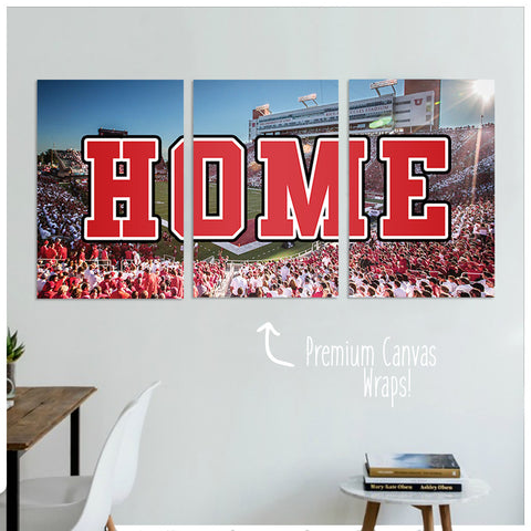 Salt Lake City Premium Canvas Wraps