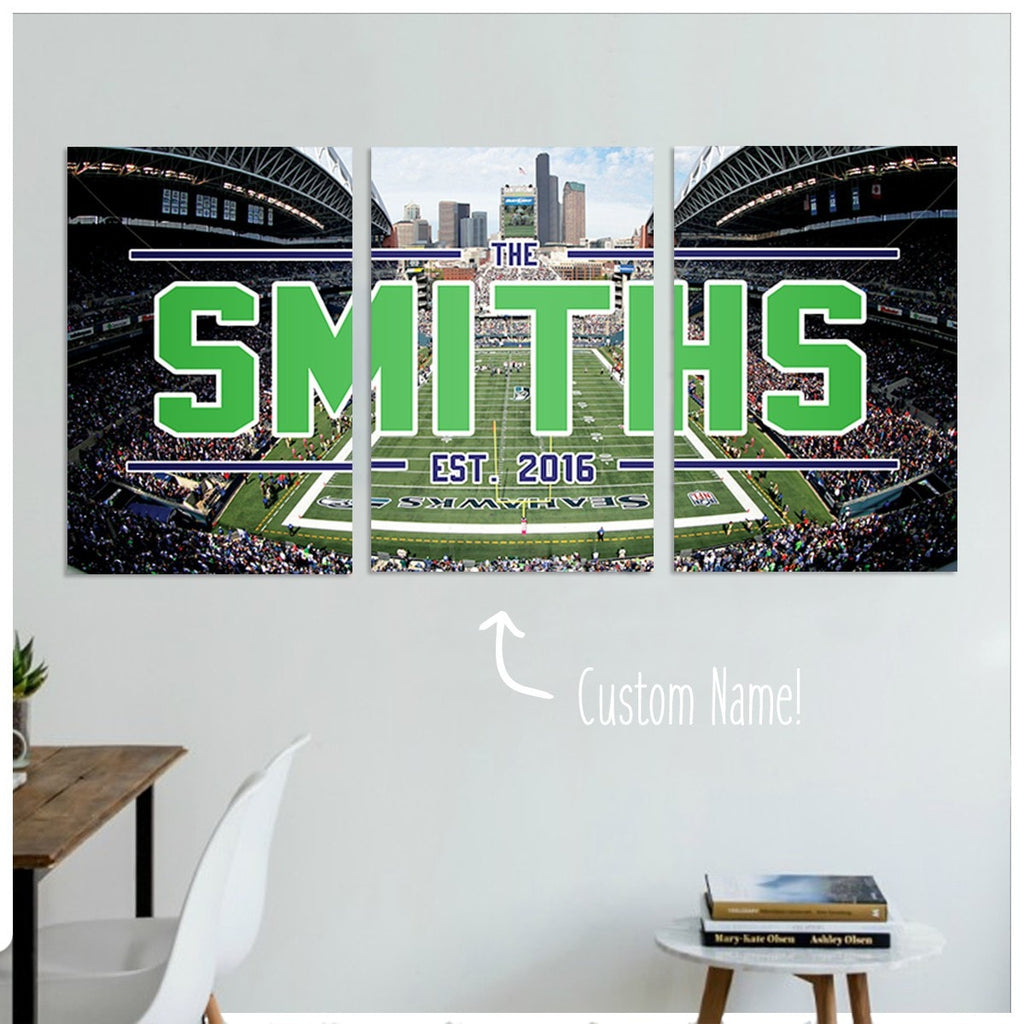unique seahawks gifts, seattle seahawks store, seattle seahawks items for sale, personalized seahawks gifts, home decor