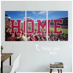Starkville Premium Canvas Wraps