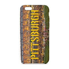 Pittsburgh Panoramic Phone Case - societyofprints - Society of Prints - Phone Cases