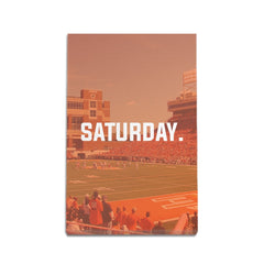 Stillwater Saturday Football Premium Canvas Wraps